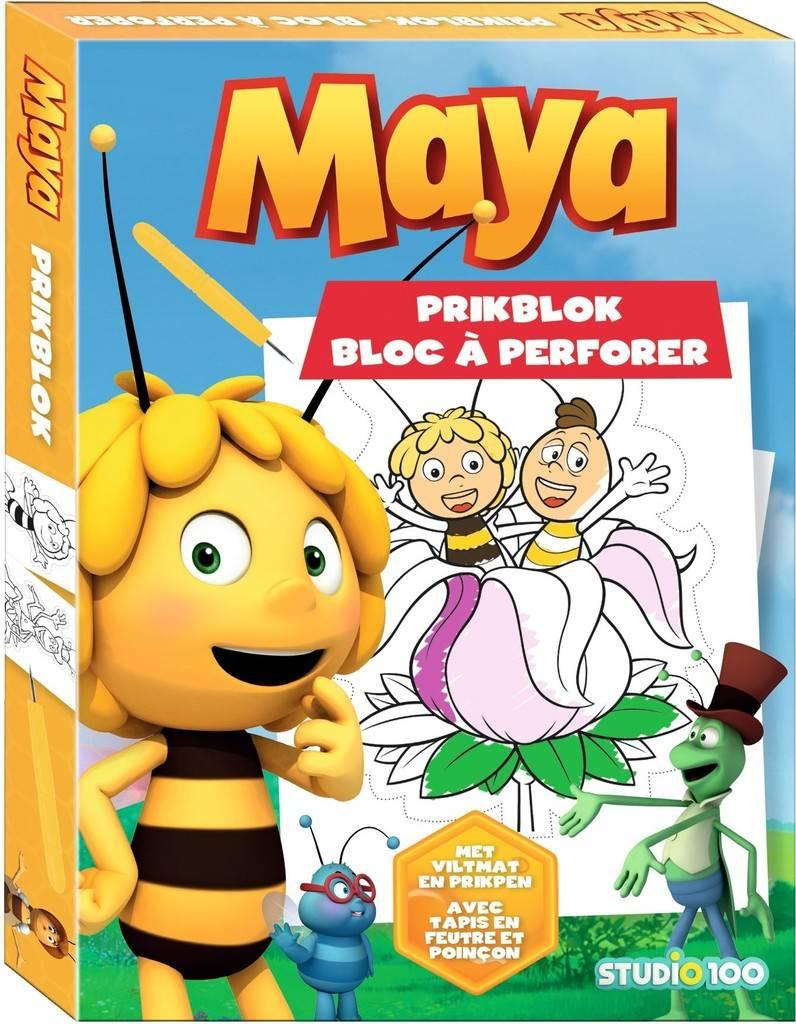 Prikblok Maya