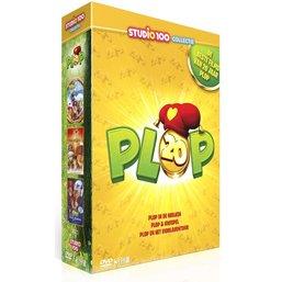 Kabouter Plop 3-DVD box - De beste films 20 jaar Plop