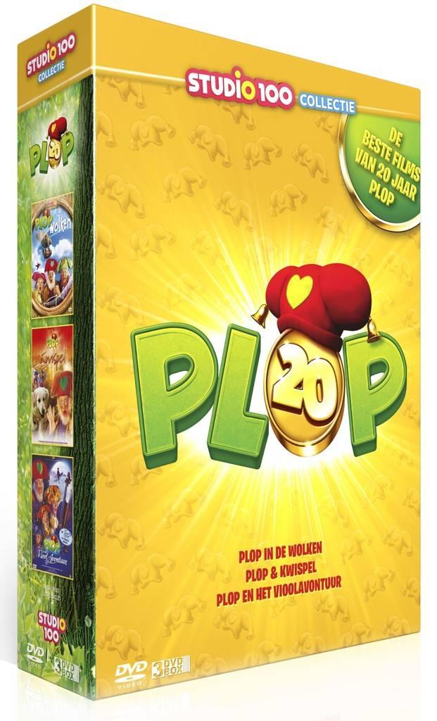 Dvd Plop: de beste films 20 jaar Plop