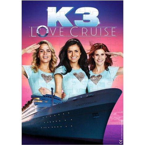 K3 Puzzel - Love Cruise 104 stukjes