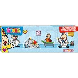 Bumba Puzzle mini médecin 4 pièces