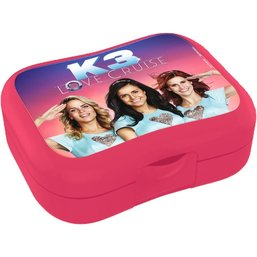 Lunchbox K3 roze: Love Cruise