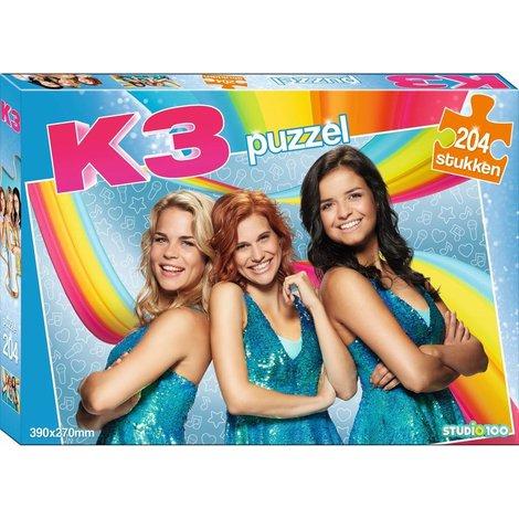 Puzzle K3 - 204 pièces