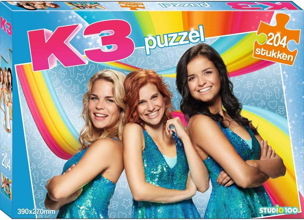 K3 Puzzle - 204 pièces