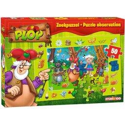 Plop puzzle - 50 pièces