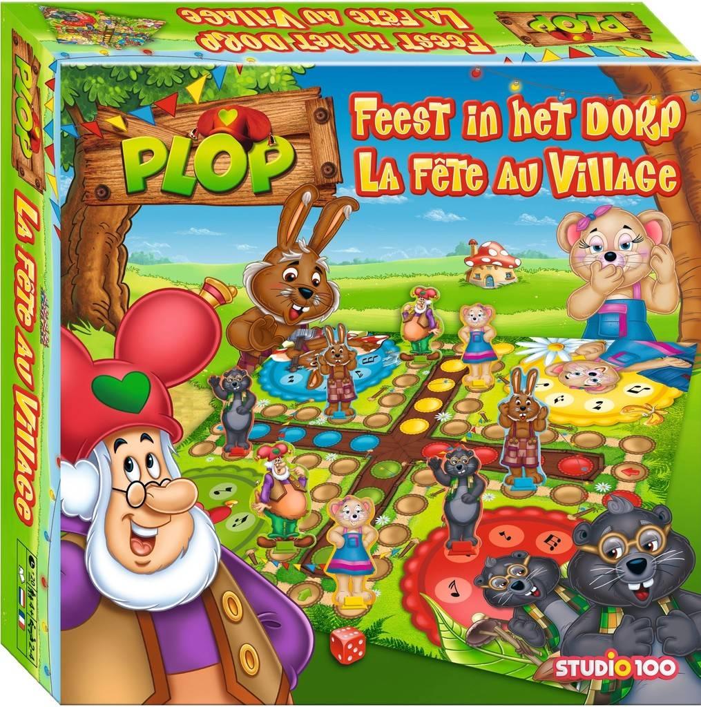 Plop Jeu - La Fête au Village