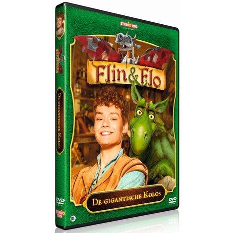 Flin et Flo DVD - La bobine gigantesque