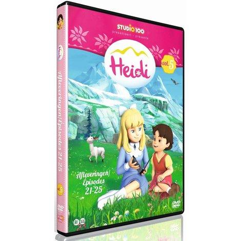 Heidi DVD - Volume 5