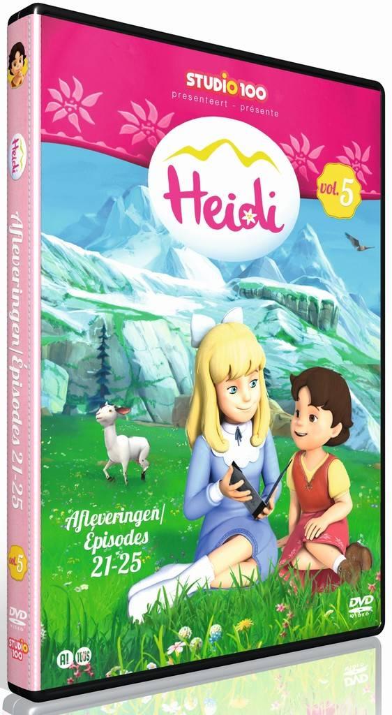 Heidi DVD - Vol. 5