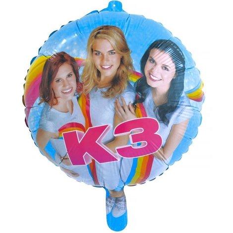 Folieballon K3: 45 cm