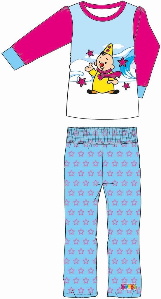 Pyjama Bumba sterren