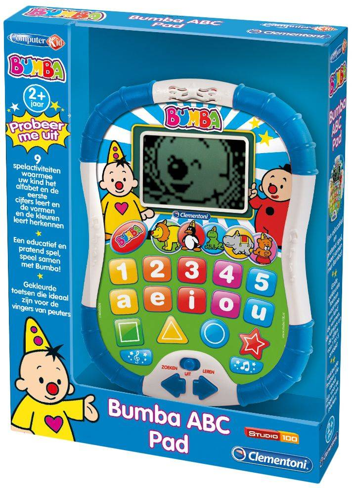 ABC Tablet Bumba Clementoni
