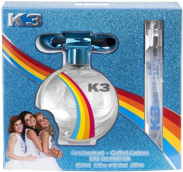 K3 Eau de Parfum geschenkenset