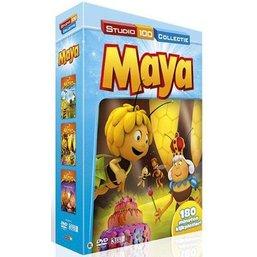 Maya de Bij 3-DVD box - Maya DVD Box vol 4,5 en 6