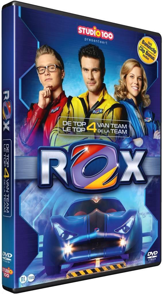 Dvd Rox: de top 4 van Team Rox