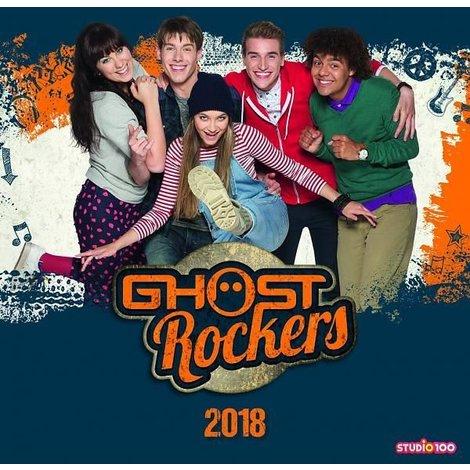 Kalender Ghost Rockers 2018 30x30 cm
