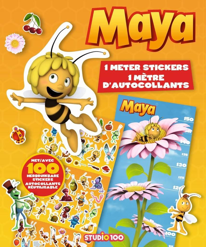 Maya de Bij Stickerboek - 1 meter