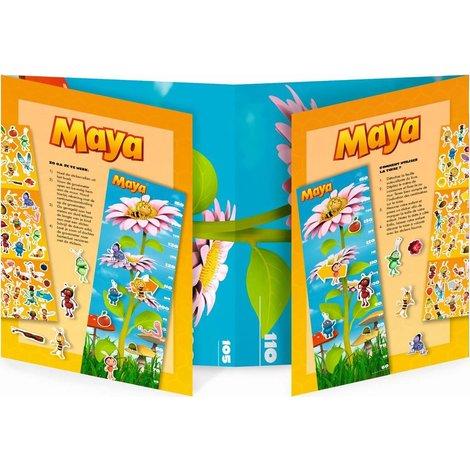 Maya de Bij Stickerboek 1 meter