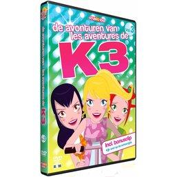 K3 DVD - Les aventures de K3 vol. 3