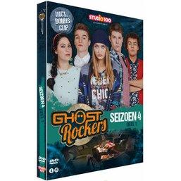 Ghost Rockers DVD - Seizoen 4 volume 1