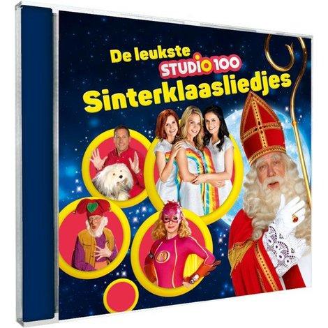 Cd Studio 100: de leukste Sinterklaasliedjes