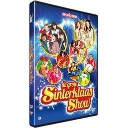 Studio 100 DVD - De Grote Sinterklaas Show