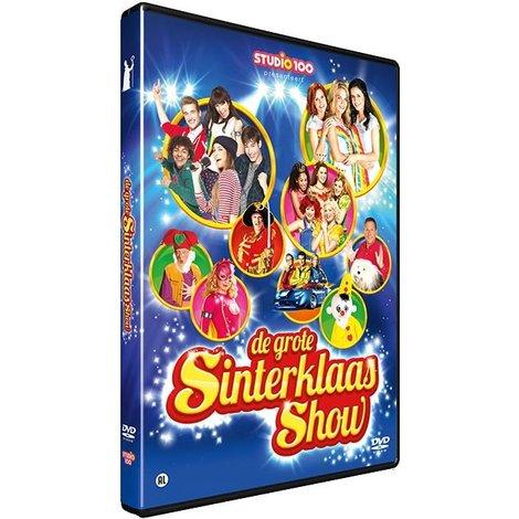 Dvd Studio 100: de grote Sinterklaas Show