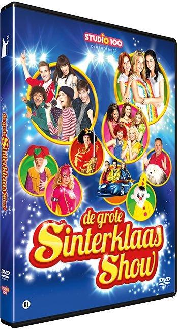 Studio 100 DVD -De grote Sinterklaas Show