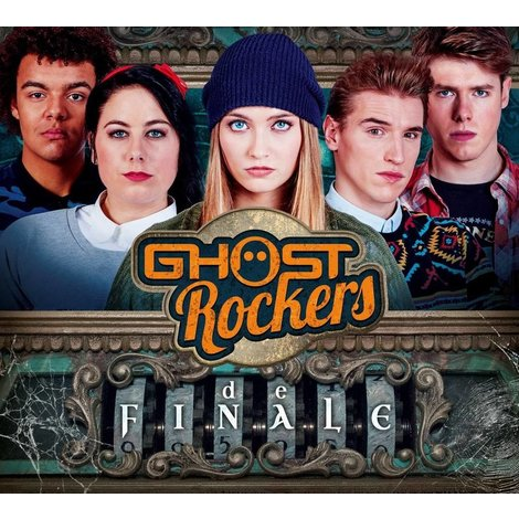 Cd Ghost Rockers: de finale