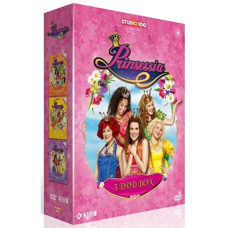 Dvd box Prinsessia: Prinsessia vol. 2