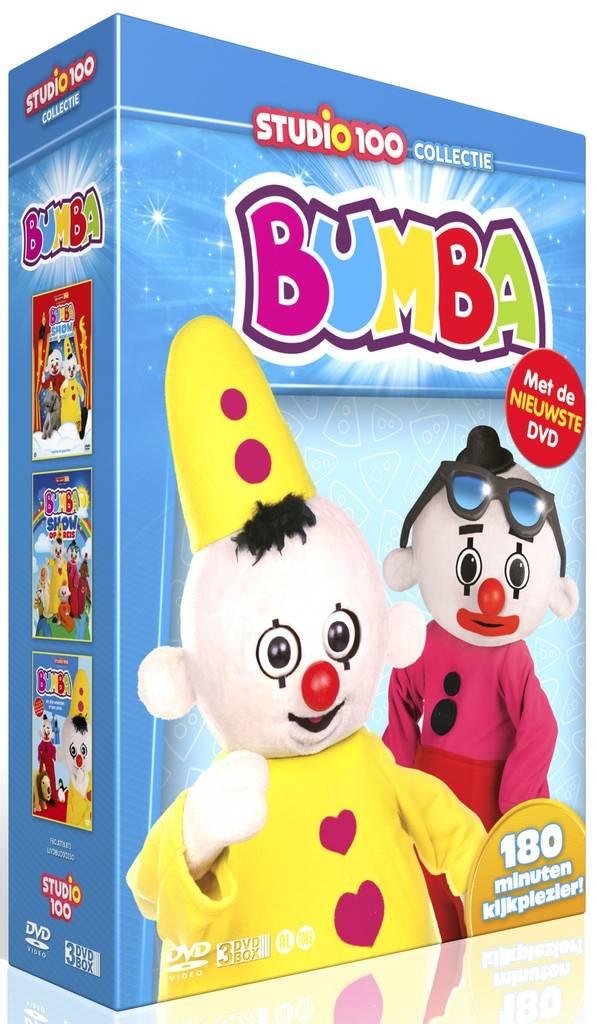 Dvd box Bumba: Bumba vol. 1