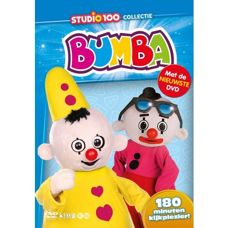 Dvd box Bumba: Bumba vol. 1