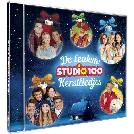 Cd Studio 100: de leukste kerstliedjes