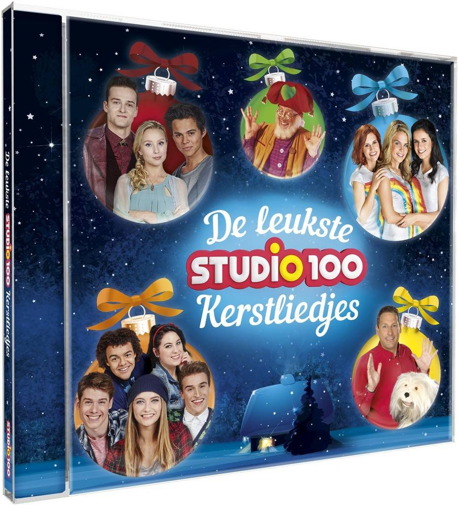 Studio 100 CD - De leukste Kerstliedjes