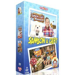 Dvd box Samson & Gert: S&G vol. 1