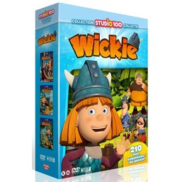 Wickie 3-DVD box - Wickie vol. 1