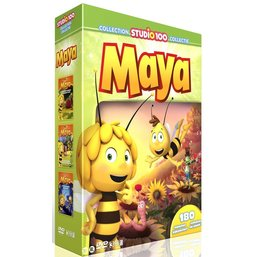 Dvd box Maya: Maya vol. 4