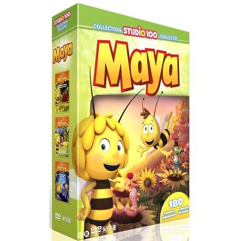Dvd box Maya: Maya vol. 4