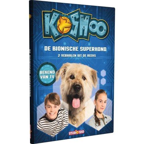 Kosmoo Boek - De bionische superhond