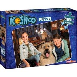 Kosmoo Puzzel 104 stukjes