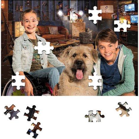 Puzzel Kosmoo: 104 stukjes