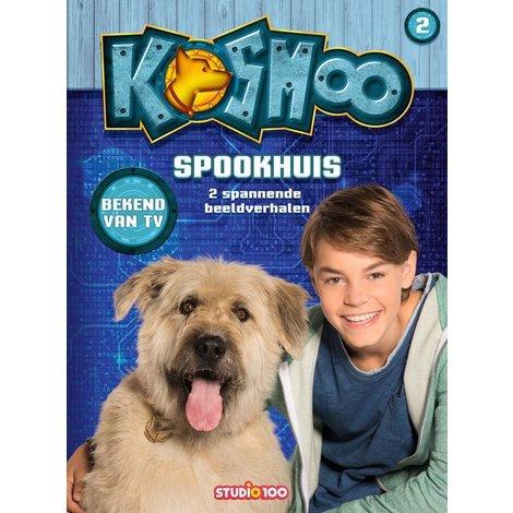 Kosmoo Boek - Spookhuis