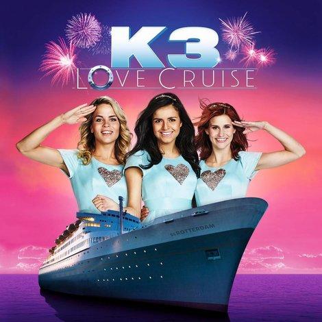 K3 CD - Love Cruise
