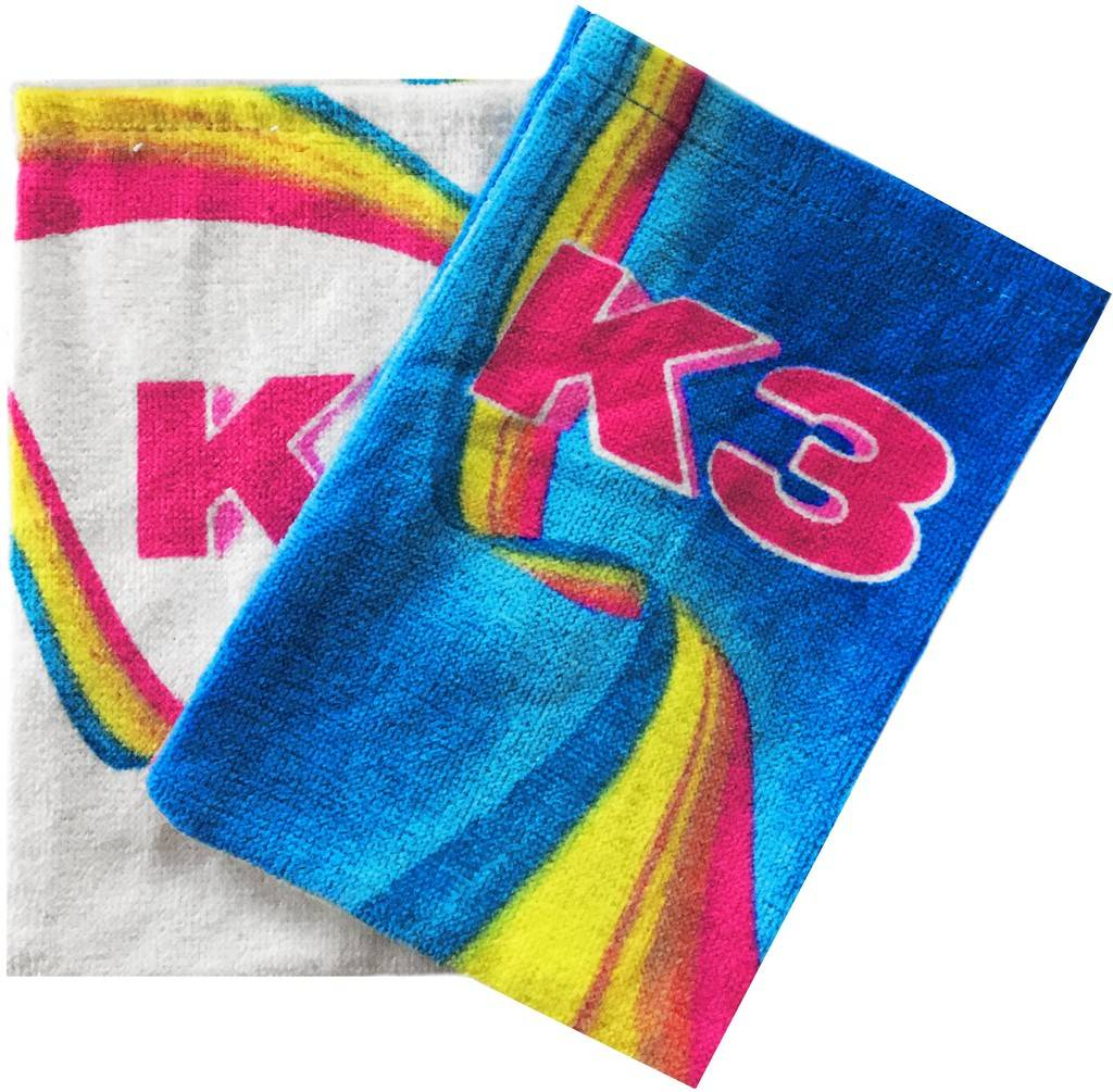 Washandjes K3: 2-pack