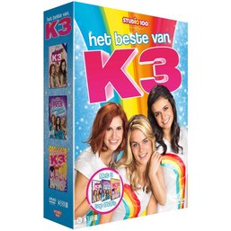 K3 3-DVD box - K3 vol. 1