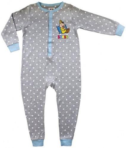 Pyjama Bumba gris/bleu