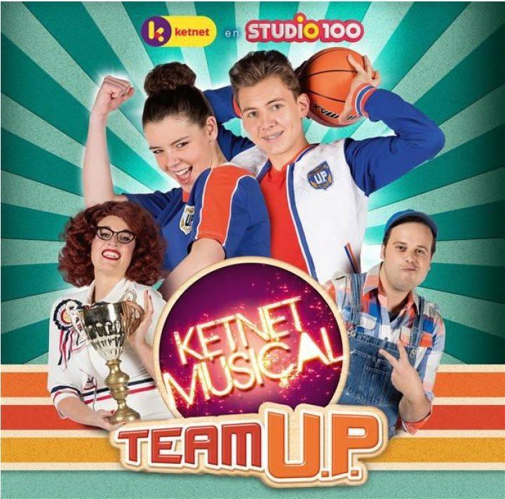 Studio 100 CD - Ketnet muscial Team UP