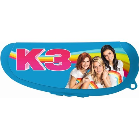 K3 Bananendoos - Blauw