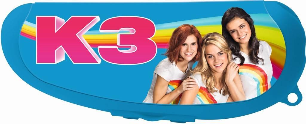 K3 Boîte à banane - bleu