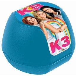 Boîte à pomme K3 - bleue